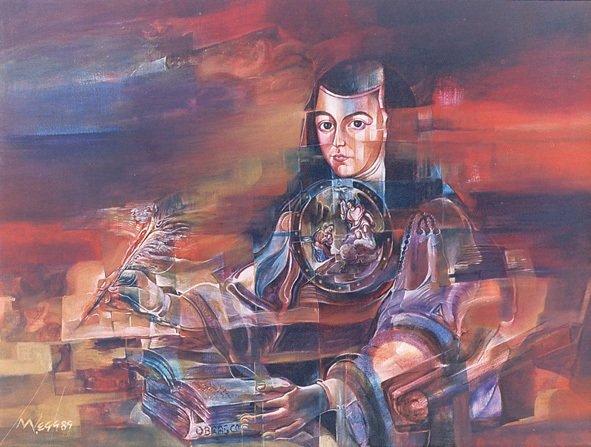 Sor Juana Inés de la Cruz primera poetisa y escritora del Nuevo Mundo