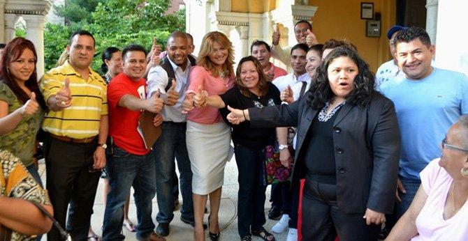 Jackie Reyes toma riendas de OLA