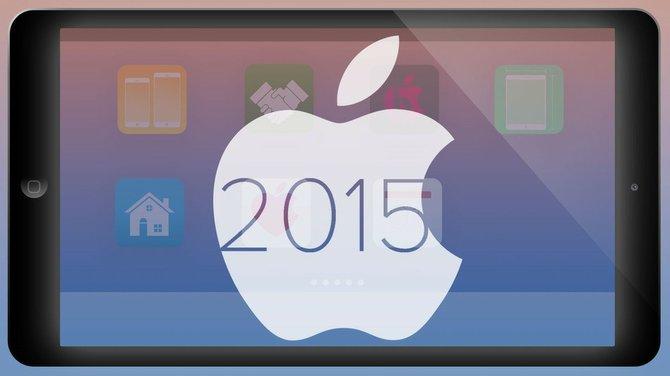 Las metas 2015 de Apple