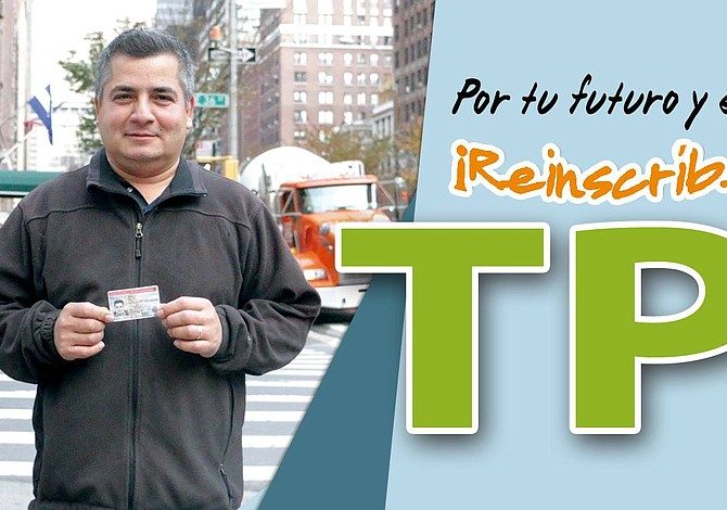 Salvadoreños de N.I. pueden inscribirse al TPS gratis en el Consulado Salvadoreño en Boston