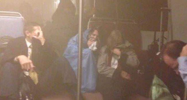 Un muerto y 68 heridos dejó evacuación en Metro de Washington