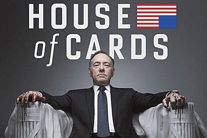 'House of Cards' regresa en febrero