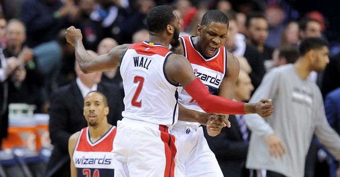 Wizards acaban con el maleficio ante Spurs