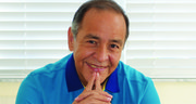 Armando Caicedo, caricaturista, escritor, artista gráfico.