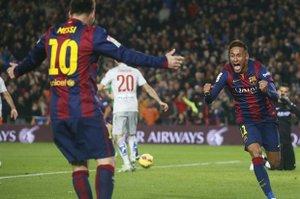 Copa del Rey: El Barcelona clasifica a cuartos de final para ...