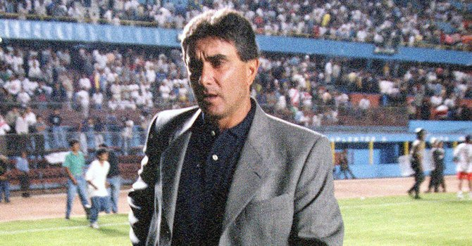 Juan C. Oblitas, director deportivo de Perú