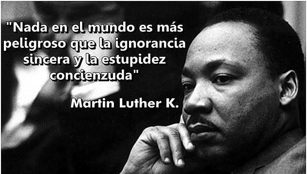 Las Mejores Frases De Martin Luther King Jr Bostons Online