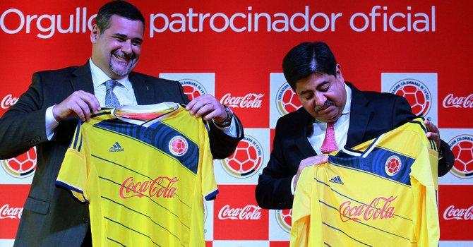Colombia calienta la Copa América 2015