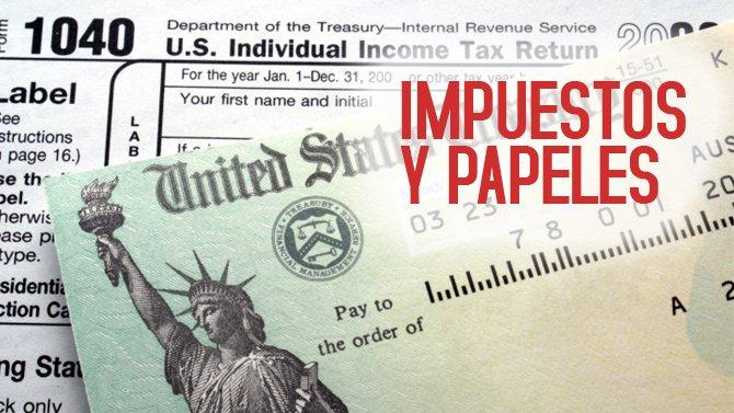 La declaración de impuestos no será un requisito para acogerse a DAPA
