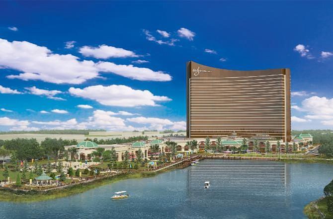 Nuevo diseño de edificio de Wynn para el resort-casino en Everett