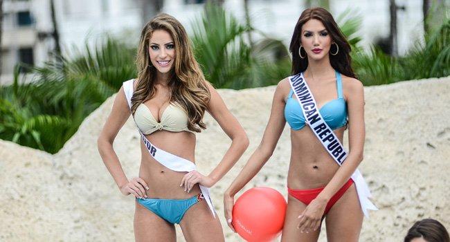 LLega el calor de Miss Universo 2015