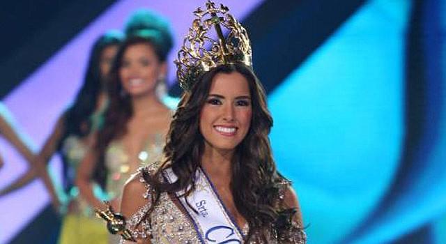 La colombiana Paulina Vega se coronó Miss Universo 2014, el domingo 25 de enero, en la edición 63 del certamen realizado en Florida.