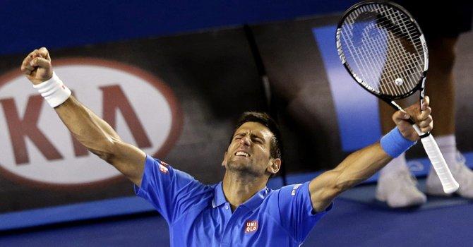 Australia: Djokovic llega invicto a cuartos