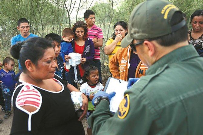 Centroamericanos tienen prioridad