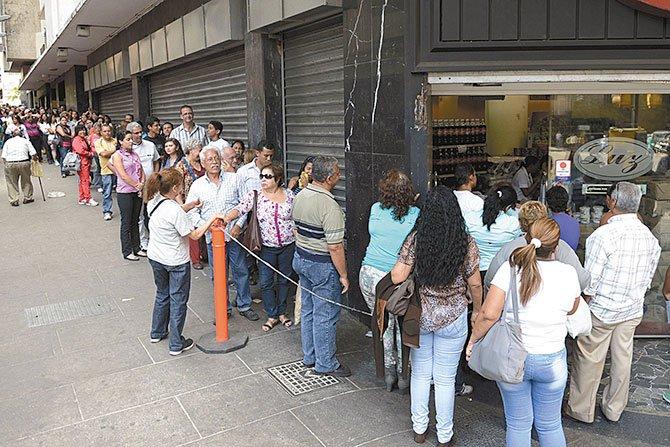 La crisis no da tregua SOS Venezuela