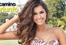 Esta es la foto oficial que el concurso de Miss Universo publicó de la colombiana en traje de baño.