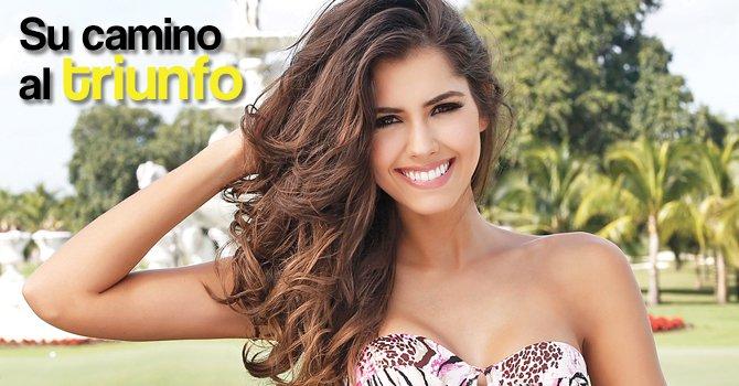 Esto hizo Paulina Vega días antes de coronarse como Miss Universo