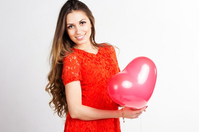 Modelos para salir con tu pareja en San Valentín