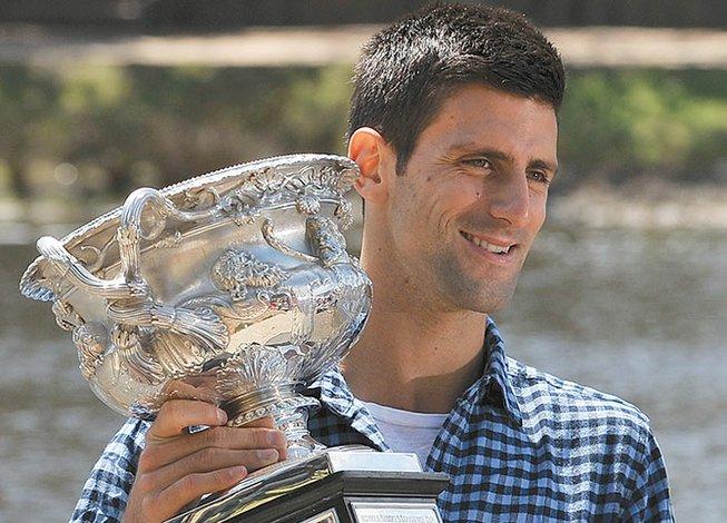 Djokovic manda en el ATP