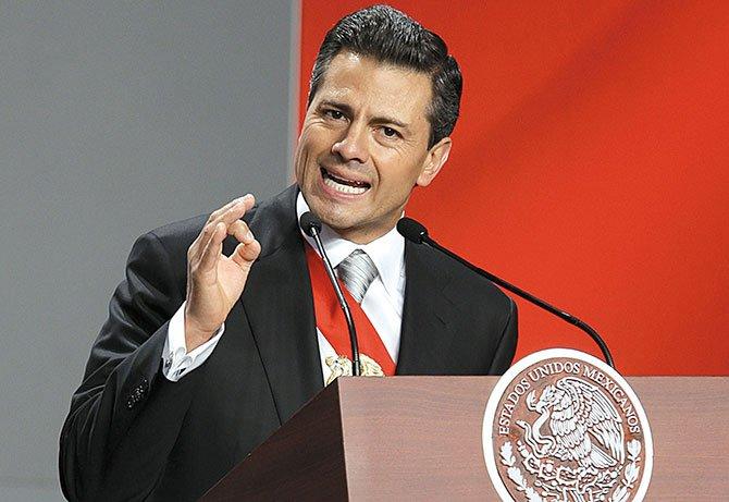 Peña Nieto pide que lo investiguen