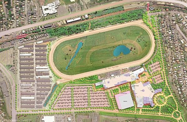 ¿Un estadio olímpico en Suffolk Downs?