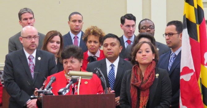 Lawmakers seek to give Latinos bigger voice in Maryland