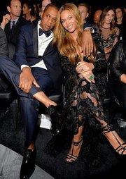 JayZ y Beyonce en los Grammy 2015