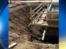 Hombre muere mientras trabajaba en construcción