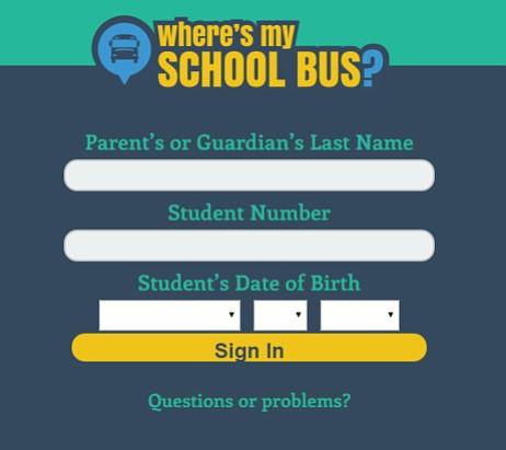 BOSTON: ¿En dónde está el bus de la escuela? ¡Hay un App para responder eso!