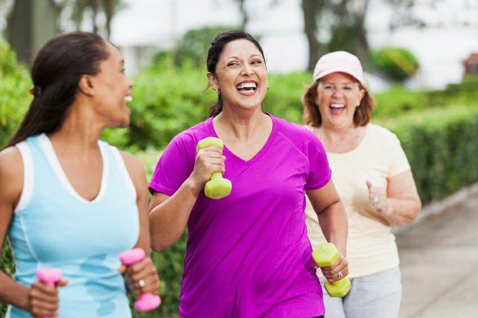 7 tips para bajar de peso para mujeres mayores de 40