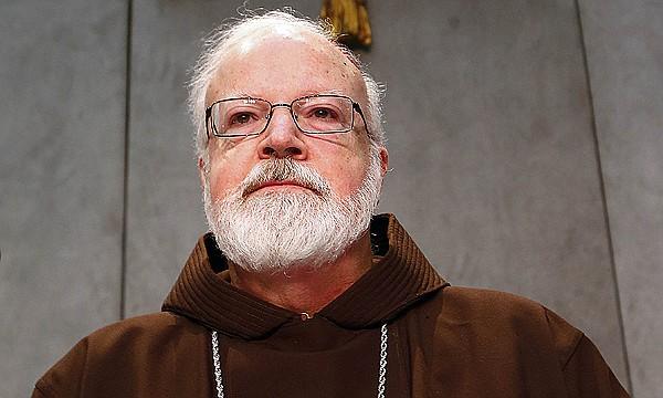 Cardenal Sean O'Malley