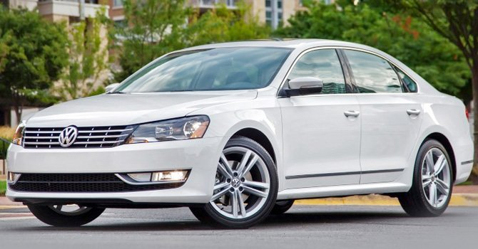 Volkswagen Passat TDI 2015