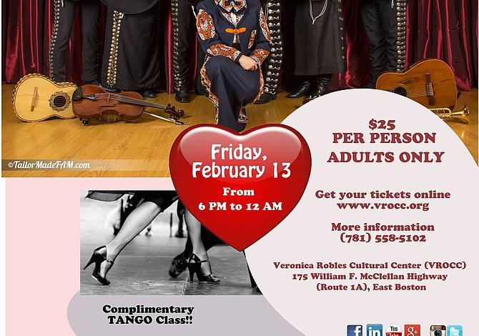 Viernes 13 de febrero: Evento de networking por San Valentín