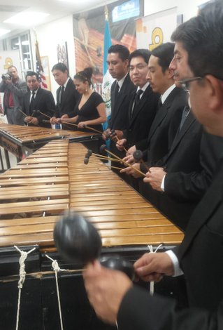 Marimba es patrimonio cultural de las Américas