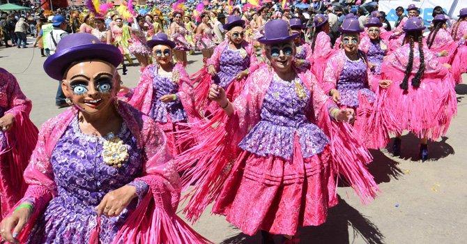 Bolivia: la fiebre del Carnaval de Oruro