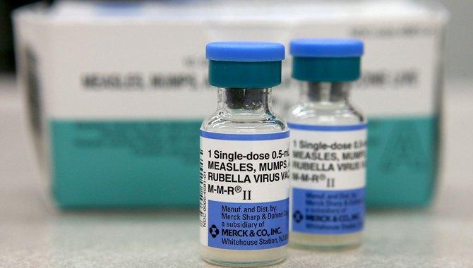 Segundo caso de sarampión en DC