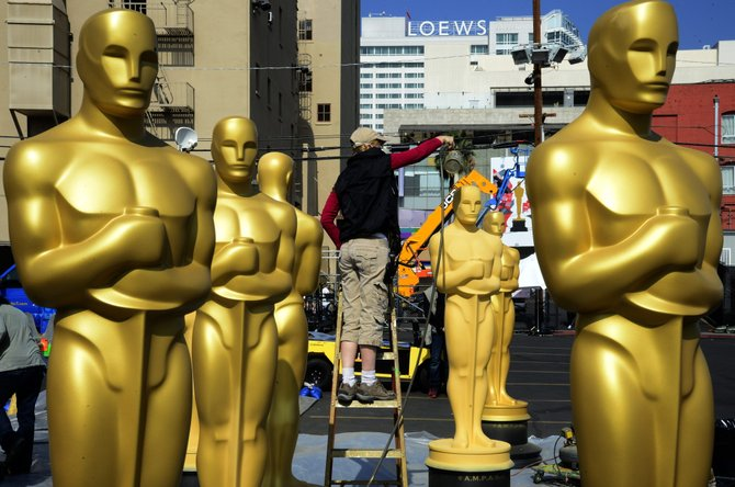 Óscar: La lista de los nominados