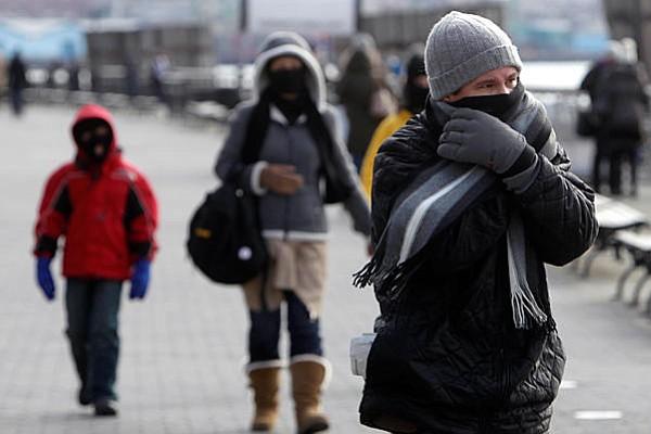 Temperaturas heladas podrían batir récord en Massachusetts este fin de semana