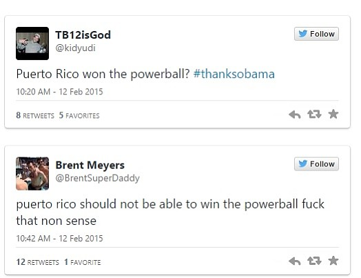 Un puertorriqueño ganó la lotería Powerball: Se desataron los comentarios racistas