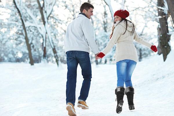 Qué hacer con tu pareja en invierno