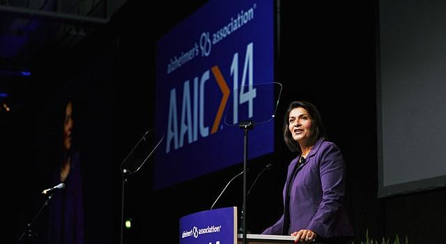 VOZ. La doctora María Carrillo, del departamento de investigación y ciencia de la Asociación contra el Alzheimer.