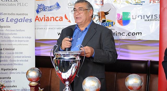 El empresario salvadoreño, Elías Polío, presidente de la Copa Avianca, asegura que en este 2015 los aficionados del área metropolitana de Washington podrán disfrutar de buen fútbol.