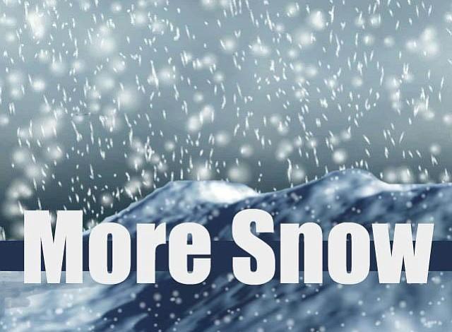 OTRA TORMENTA: Proyectan más de un pie de nieve en la mayor parte de MA