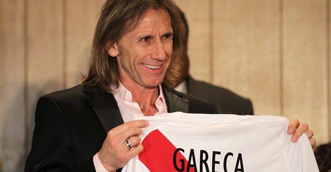 Ricardo Gareca es el seleccionador de Perú