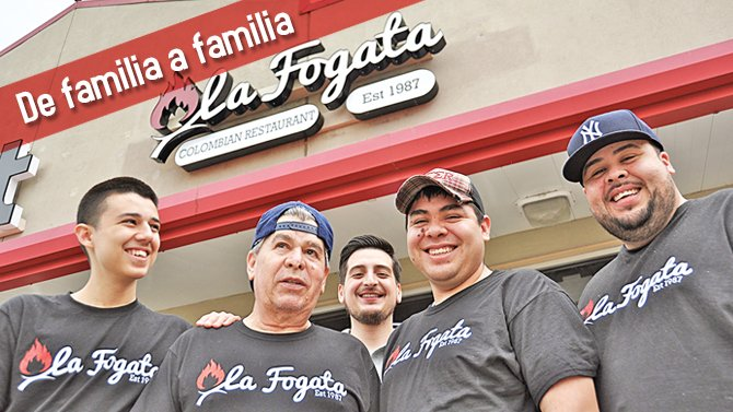 El restaurante colombiano La Fogata abrió un nuevo local en Houston