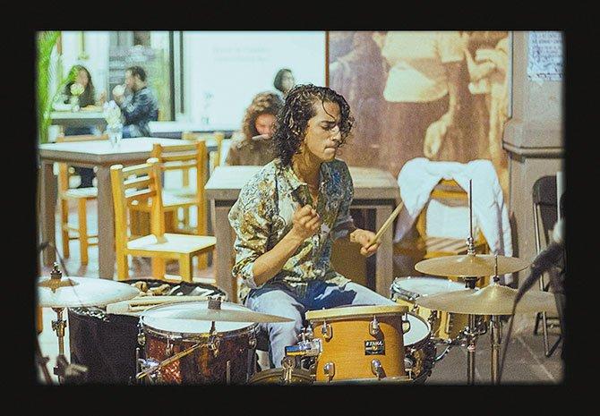 La Orquesta Vulgar (México) Día: 20 de marzo Lugar: Elephant Room.