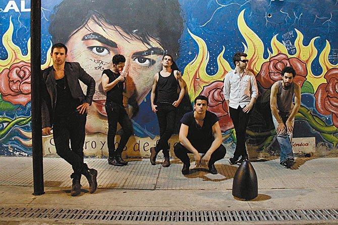 Pommez Internacional (Argentina) Día: 20 de marzo Lugar: BD Riley's.