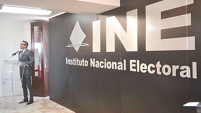INE inaugura foro para informar al electorado