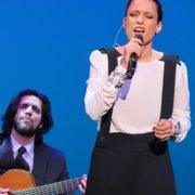 PASIÓN. La portugesa Carminho, una de las voces más potentes del fado.