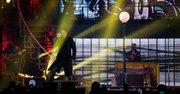 Arjona en concierto en el Patriot Center de Virginia el 1 de marzo de 2015